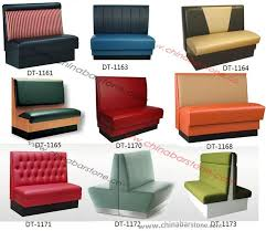 selected furniture booths guide alime leather american fast food booth seating restaurant