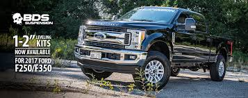 2017 f350 cab lights 2017 ford super duty 1 2 leveling kits by bds suspension