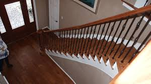 installing oak stair treads and risers oak stair treads