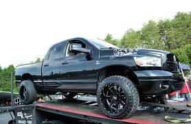 2009 dodge ram 2500 keep it simple
