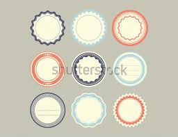 round labels template templates memberpro co