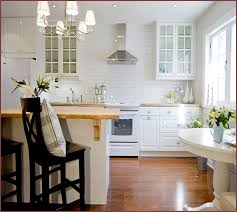 Did You Know That Regular Wallpaper Also Makes A Great Backsplash - Cheap backsplash ideas