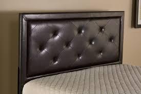 headboards white faux leather headboard king leather king