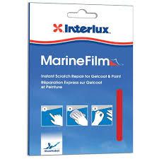 interlux marinefilm instant scratch repair for gelcoat u0026 paint
