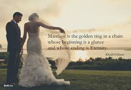 wedding quotes nature wedding quotes golden ring in a chain for the best weeding