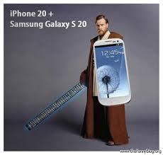 Iphone 5 Meme - vh iphone5 iphone funny obi wan kenobi sword samsung galaxy s star wars