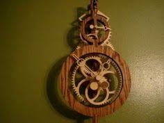 Free Wood Clock Plans Download by Wood Gear Clock 5 By Steve K Youtube Video U0027s Pinterest