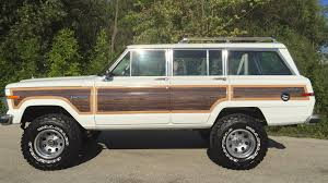 jeep wagoneer lifted 1988 jeep grand wagoneer f88 louisville 2016
