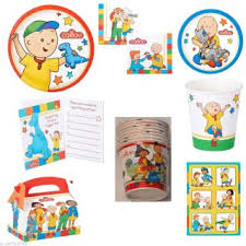 caillou party supplies vintage rainbow brite party supplies create your set only what