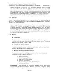 resume sle for high graduate philippines earthquake tbi peer2010 05 guidelines for performance based seismic design of t