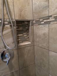 tile pictures glass accent tile in shower ggregorio
