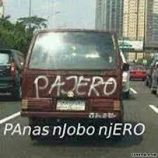 Meme Mobil - made in indonesia pajero meme lucu buat ayah pinterest