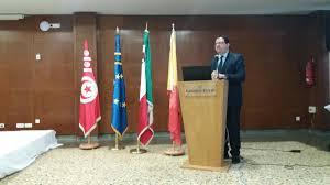 ladari made in italy eni italia tunisia on le ministre du d礬veloppement de l