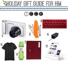 technology gifts tech holiday gift guide for guy style girlfriend