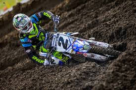 ama motocross on tv yamaha u0027s cooper webb is ready to race high point transworld