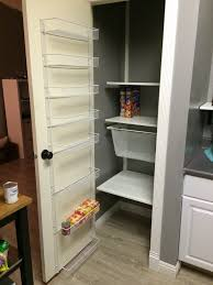Ikea Pantry With Algot Racking From Ikea The Rack On The Door Is From Home