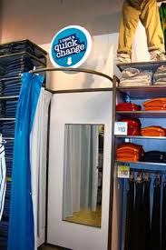 Fitting Room Curtains Retail Fitting Rooms Get A Makeover Wsj