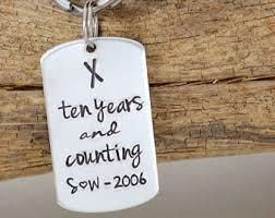 10 year anniversary present 10 year anniversary etsy