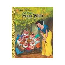 walt disney s snow white and the seven d golden books