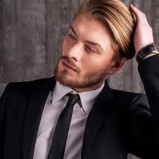 Herrenfrisuren Mittellange Haar by Mittellange Haare Richtig Stylen So Funktioniert S