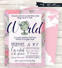 designs baby shower invitation templates for word in conjunction