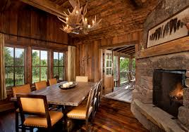 Wrap Around Deck by Gorgeous Log Home With Wrap Around Porch Home Design Garden