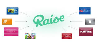 gift card reseller raise new gift card website 20 gc plus 5 10 discount