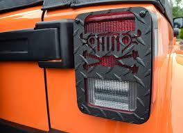 jeep light covers jeep light guards jeep tweaks