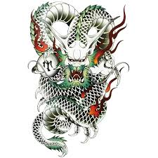 aliexpress com buy chinese dragon tattoo design large dragon