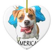 american bully ornaments keepsake ornaments zazzle