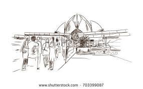hand drawn wardrobe sketch stock vector 366836465 shutterstock