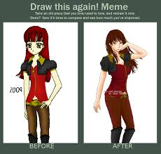 Meme L - meme draw this again by l lian l on deviantart