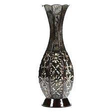 Large Clear Glass Floor Vases Hosleys Metal Tall Floor Vase 14extra Large Clear Glass Vases