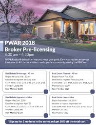 broker pre licensing real estate finance u2013 45 hours u2013 realtor