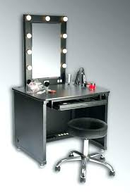 Small Makeup Desk Broadway Lighted Vanity Makeup Desk 2010 Best Mirror Experimental