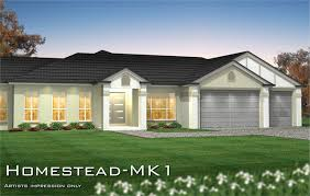 MK Home Design Tullipan Homes - Homestead home designs
