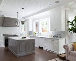 gray and white kitchen backsplash houzz white and grey kitchen