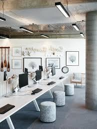 grand bureau blanc le mobilier de bureau contemporain 59 photos inspirantes archzine fr