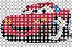pixel art car cars en perles à repasser pixel art en perle à repasser