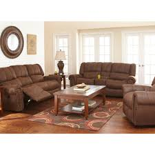 Leather Living Room Furniture Carrera Living Room Sofa Loveseat U0026 Recliner Xw9507 This