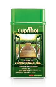 garden furniture care from cuprinol