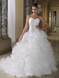 gown wedding dresses uk wedding gowns pleated organza ruffled sweetheart