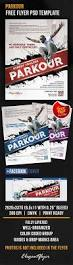 download parkour facebook cover flyer template flyershitter com