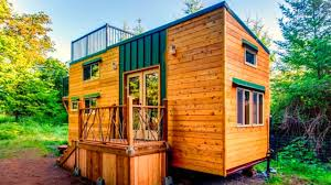 tiny houses designs the basecamp tiny house 204 sq ft tiny house design ideas