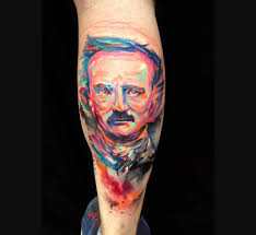 tattoos inspired by painting techniques scene360