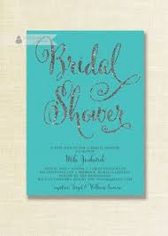 chagne brunch bridal shower invitations teal bridal shower invitations kawaiitheo