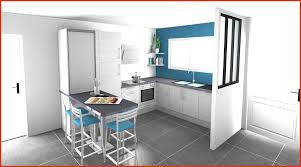 cuisine en 3d modele agencement cuisine dessin cuisine 3d espace petit