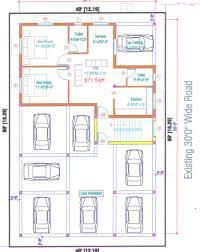luxurious home ground floor layout plan playuna