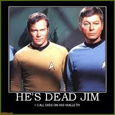 Kirk Meme - 23 funny star trek memes candifloss eelan m