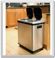 kitchen island with garbage storage kitchen set home